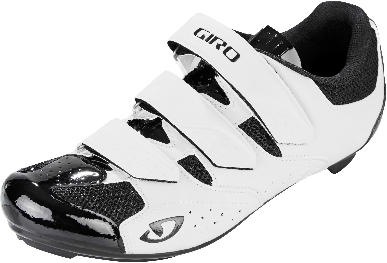468b0a4c5cd1 Giro Techne skor Herr vit svart - till fenomenalt pris på Bikester